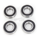 Rear Wheel Bearing Kit - PWRWK-K38-000