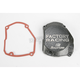 Factory Racing Ignition Cover-Silver Vein - SC-21C