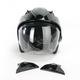 Gloss Black Mag-9 Helmet