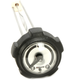 Kelch Style Non-Vented 13.5 in. Gas Cap with Gauge - EPIGC2