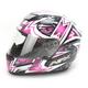 Fuchsia FX-95 Mega Helmet