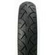 Rear ME880 MT90HB-16 Wide White Sidewall Tire - 1770000