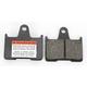 Carbon/Kevlar Brake Pads - 27-80