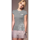 Womens Pinstripe T-Shirt