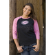 Womens Pretty in Pink Long Sleeve Tee