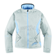 Womens Gray/Blue Gem 4 Jacket