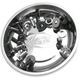 Stainless Steel Magnetic Parts Dish - 08-0485