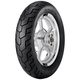 Rear D404 170/80H-15 Blackwall Tire - 32NK-98