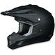 FX-17 Flat Black Helmet