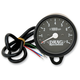 Black Face 2.4 Inch Mini Electronic Tacometer - 2211-0119