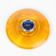 Turn Signal Amber Lens with Blue Dot - DHD4AB