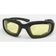 Black C-2 Performance Sunglasses w/Night Driving Lens - C-2BK/ND