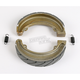 Sintered Metal Grooved Brake Shoes - 315G