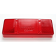 Red Taillight Lens - LM-4110