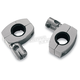 Two Complete 1 1/4 in. Handlebar Clamp Assemblies for 3/8 in. rods - MEM9950