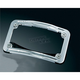 Curved License Plate Frame - 3144