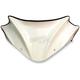 8 3/4 in. Gloss White Peakline Windshield - 480-100-55
