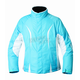 Womens Powder Blue Snow Fox 3 Jacket