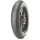 Front Lasertec 100/90V-18 Blackwall Tire - 1534500