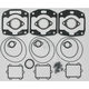 3 Cylinder Full Top Engine Gasket Set - 710193