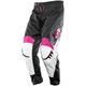 Girls Black/Pink Starlet Pants