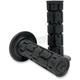 Black MX Rogue Grips - H10RGBB