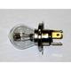 Headlight Bulb, P43T Base - 6260SA-BP