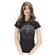 Womens Asphalt Angel T-Shirt