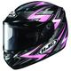 CS-R2 SN Thunder Pink Multi Helmet