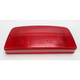 Red Taillight Lens - 01-104-05
