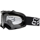 Polished Black Air Space Goggles - 06333-904-OS