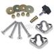 Wheel Chock Mounting Kit - WC-MD10T