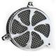 Chrome Swept Air Cleaner - 06-0133-01