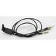 Universal Choke Cable, 3 cyl. - Straight - 05-938-2
