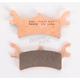 SV Severe Duty Sintered Metal Brake Pads - FA314SV