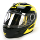 Yellow/Black Nitro Helmet