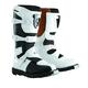 Womens White Blitz Boots