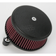 Black Stage I Big Sucker Performance Air Cleaner Kit w/Standard Filter - 18-329