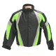 Black/Green Storm Jacket
