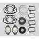 2 Cylinder Complete Engine Gasket Set - 711048B