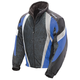 Black/Blue Storm Jacket