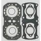 2 Cylinder Full Top Engine Gasket Set - 710253