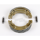 Sintered Metal Grooved Brake Shoes - 506G