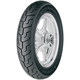 Rear D401 Harley-Davidson Series 150/80HB-16 Blackwall Tire - 3016-91