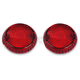 Red Turn Signal Lens - RSTL-1300