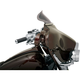 6 1/2 in. Flared Windshield - 2310-0212