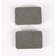 Imported Organic Brake Pads - 119