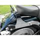 Chrome Detachable Locking Side Plates w/Turn Signal Cutouts - SP1106