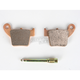 MXS Series Moto-X Sintered Race Brake Pads - MXS346