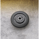 Black Idler Wheel w/Bearing - 0411668